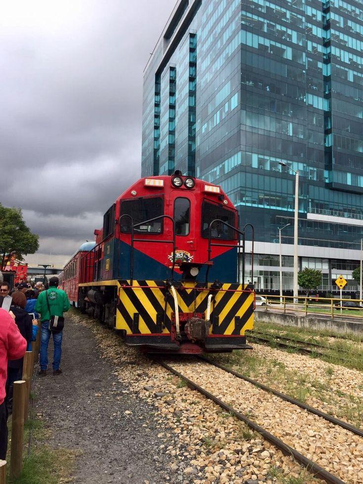 Tren de la Sabana. Bogota, Colombia