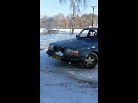 the 240 in the snow