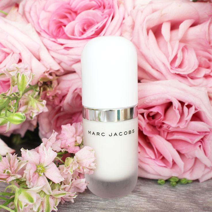 Marc Jacobs Under(Cover) Coconut Primer Review | #bbloggers #makeupreview #MarcBeauty
