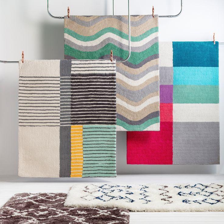 Decora cada uno de tus espacios con nuestra alfombras. Contamos con diversos tamaños, texturas y colores para que llenes de vida tu hogar.