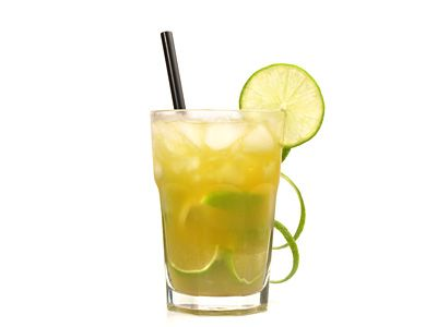 This non-alcoholic version of shandy drink is an ultimate summer cooler. Ginger ale and a dash of angostura bitters gives it a nice spicy touch while soda water gives it refreshing carbonated drink effect. Can also replace the soda water with lemonade.