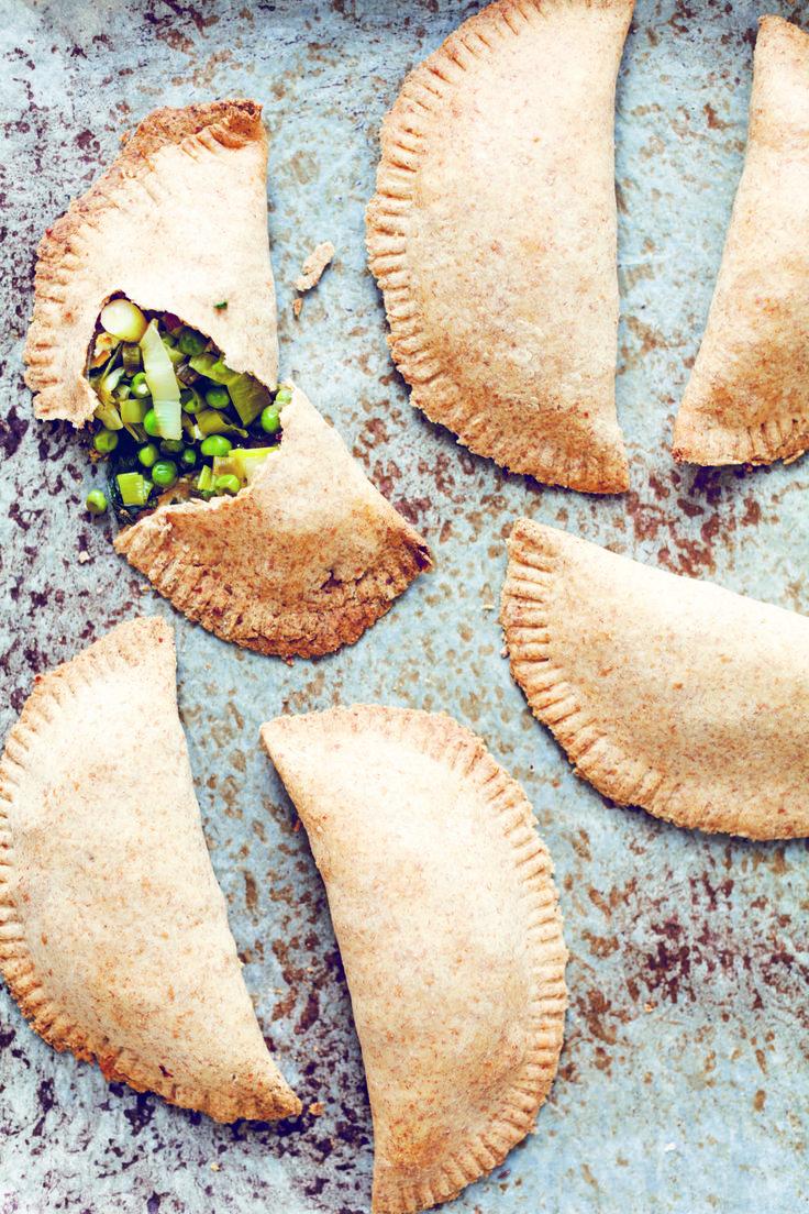 Gluten-Free Savoury Hand Pies - I Quit Sugar