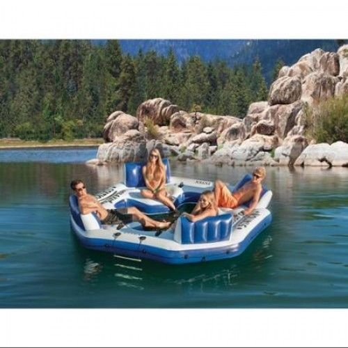 Best 25 Inflatable Island Ideas On Pinterest Diy Lake