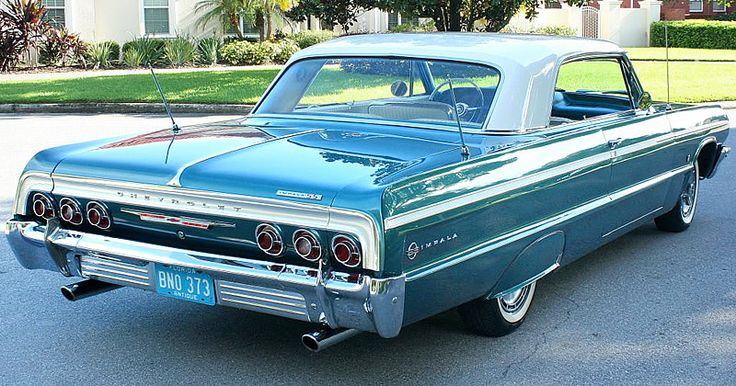 1964 Chevy Impala SS. '