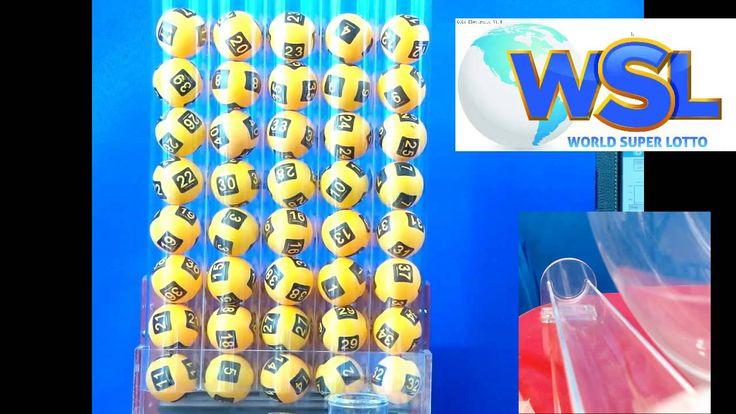 World Super Lotto - Live Drawing #10 - Nov 1, 2014