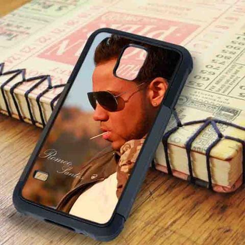 Romeo Santos Samsung Galaxy S5 Case