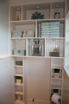 Bathroom Over Toilet Storage Design, Pictures, Remodel, Decor and Ideas - page 24