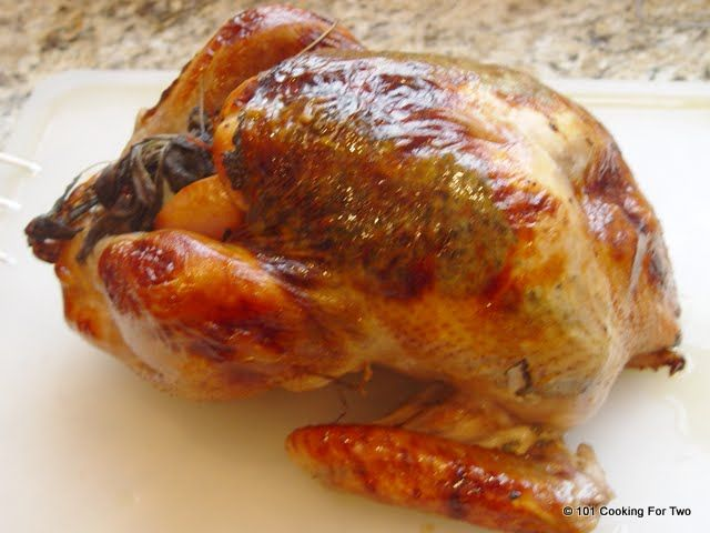 Cider Brined, Herb Buttered Martha Roasted Turkey – The Full Monte ...
