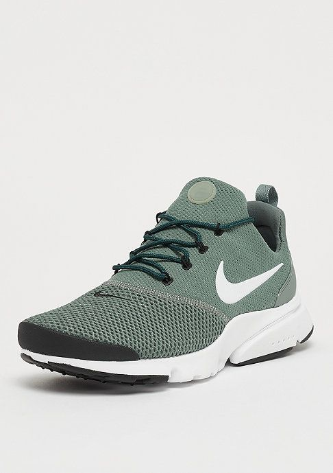 newest 077b8 faa2a NIKE SB Presto Fly clay greenwhiteblackdeep jungle