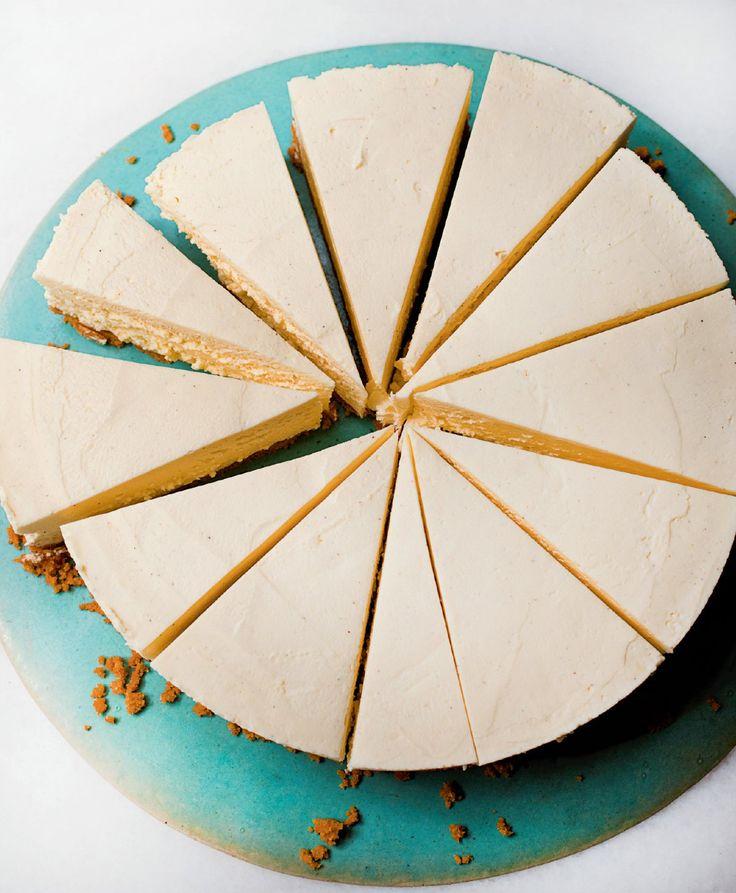 White Chocolate Cheesecake | Nigella's Recipes | Nigella Lawson