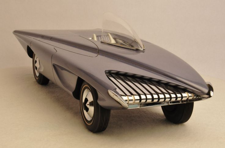 Omnibus of Speed: retrofuturenaut: Fisher Body Craftsman's Guild...
