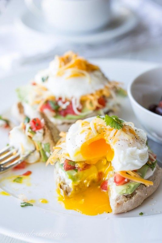 "Huevos Avocado with Pico de Gallo. I don't like ""runny"" eggs, so I'd probably cook it completely."