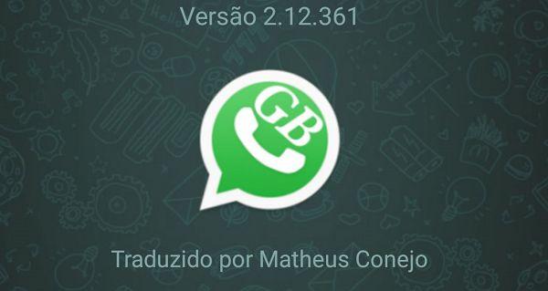 GBWhatsApp v4.05 - Adicionado novos Emojis e tradutor! Confira a nova versão do GbWhatsApp com tradutor de texto em 9 idiomas e algumas mudanças e melhorias