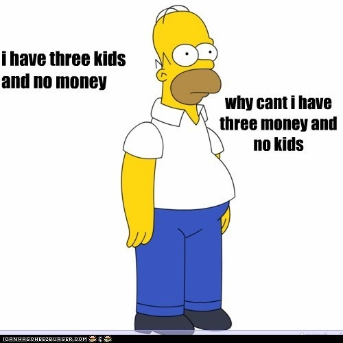 """I think Homer Simpson sums up a large part of my being childfree."" - Coolbritannia on Reddit.com"