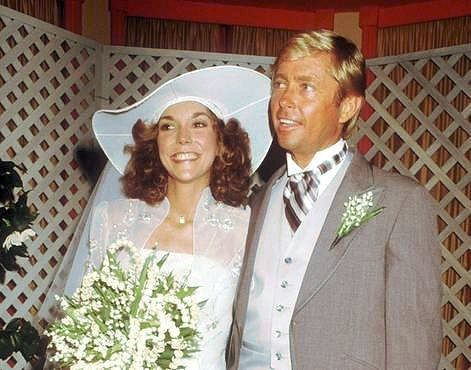 Today 8-31 in 1980: In Beverly Hills, Karen Carpenter married her first and only husband, real estate developer Thomas Burris.