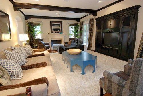 Tori Spelling & Dean McDermott's New House in Encino