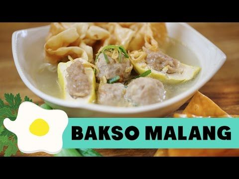 Resep Bakso Malang - Kokiku.tv