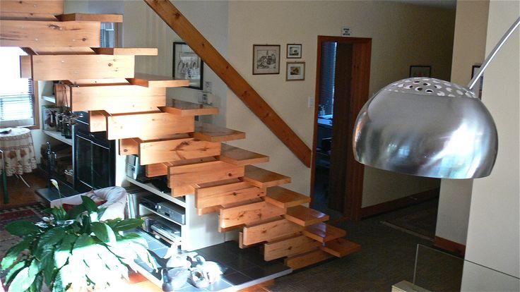 Escalier zuttel design