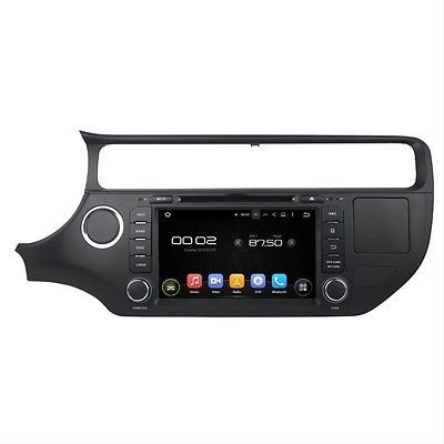 Price - $313.88.ㅤㅤㅤ                Quad Core Android 5.1 Car Stereo DVD Player GPS Navigation for Kia K3/RIO 2015