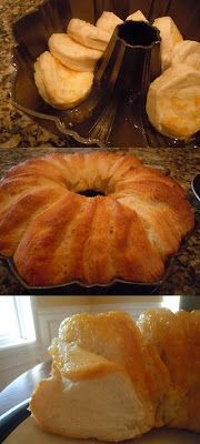 Orange Rolls - These are really terrific!