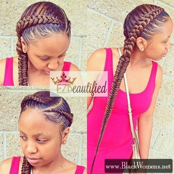 Swell 1000 Ideas About Natural Hair Braid Styles On Pinterest Natural Hairstyle Inspiration Daily Dogsangcom