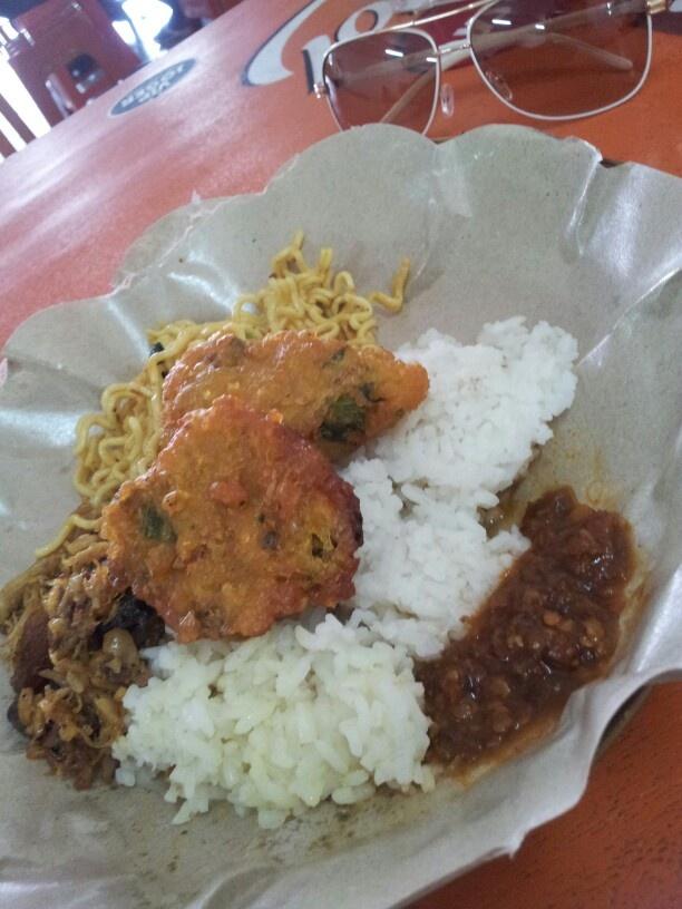Nasi Pedas Bu Andika, Bali #supereccomended