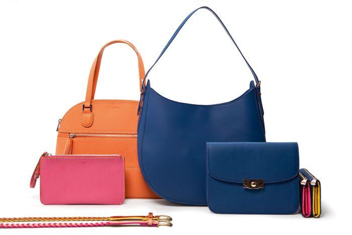 Bolsos de Mango: a todo color!