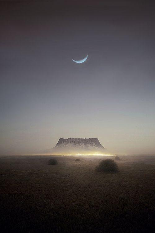 "♂ Solo moon silence anture ""Plateau v2"" BYKarezoid Michal Karcz"