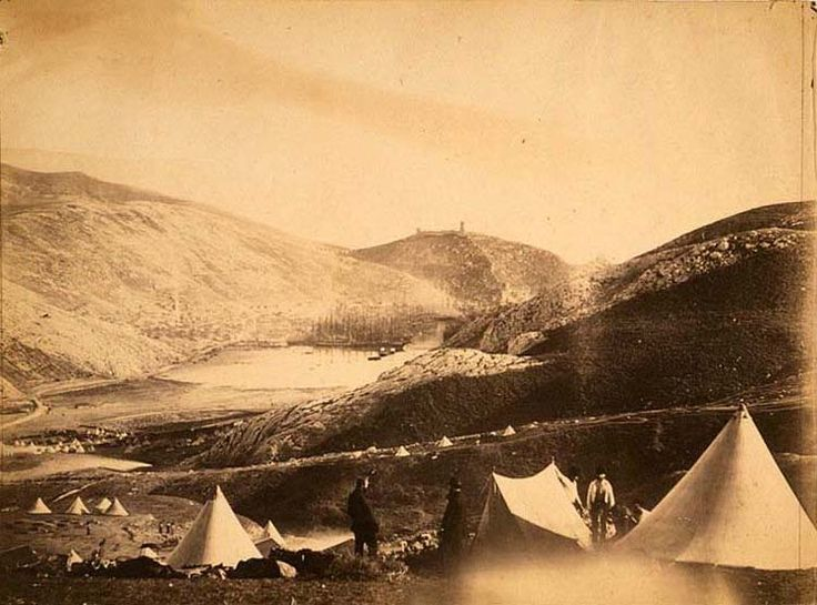 Crimean War Photographs by Roger Fenton, 1855