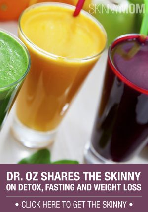 A must read article from Dr. Oz!