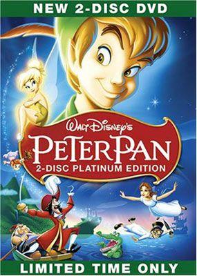 Peter Pan another Disney Classic