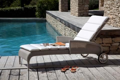 Safi Sunlounger | Cotswold Furniture