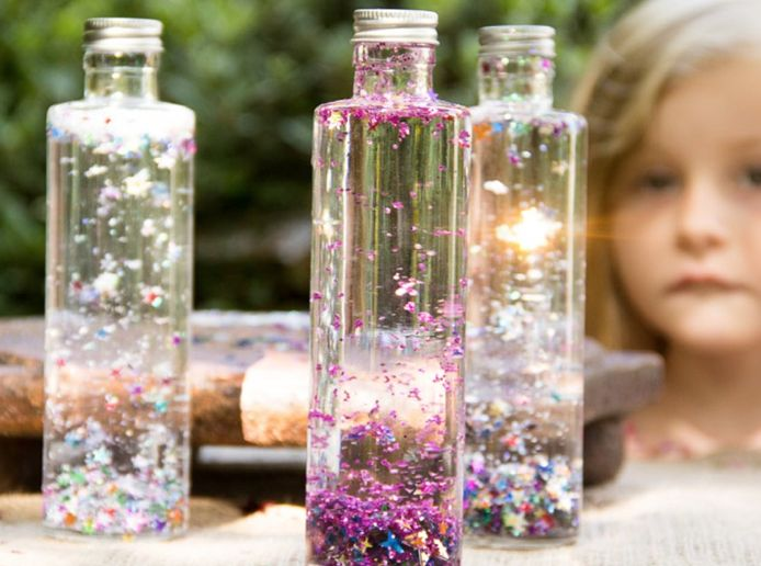 Pirate Fairy Magic Kid Bottles!