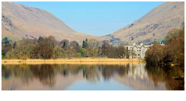 Abscond to the Lake District on a luxury waterside escape for two in picturesque Grasmere – save 42%