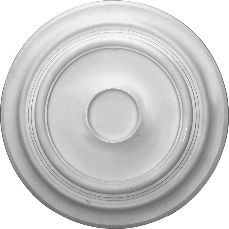 24 3/8-Inch OD x 1 1/2-Inch P Traditional Ceiling Medallion (Fits Canopies up to 5 1/2-Inch ) - 36.12
