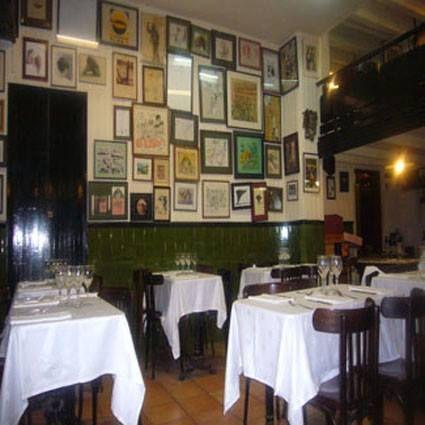 Restaurant Bilbao in Gracia