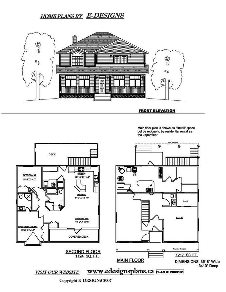 147 best Cabin Plans images on Pinterest | Cabin house plans, Cabin ...