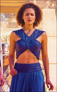 Nathalie Emmanuel in Game of Thrones