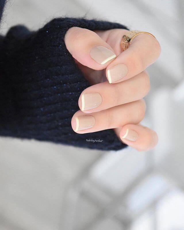 Nails gel neutral 24+ ideas 1   Nails, Gel nails, Nail polish