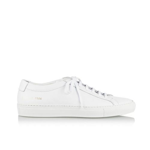 Original Achille Leather Sneaker Common Projects