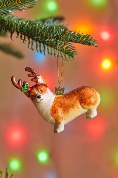 Corgi Christmas Ornament in 2018 Christmas Ornaments That My Tree
