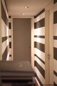 M s de 25 ideas incre bles sobre paredes de rayas horizontales en pinterest - Rayas horizontales en paredes ...