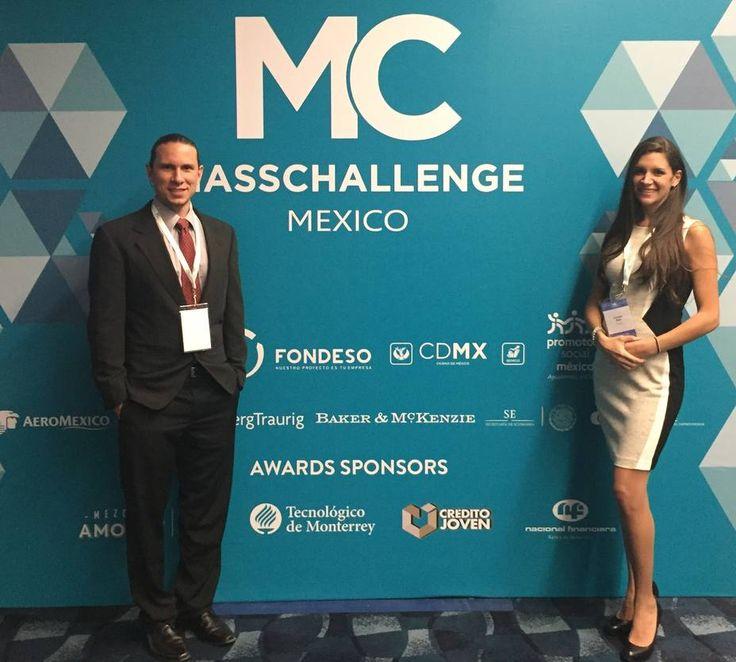 Emprendimiento venezolano en lista de ganadores del MassChallenge México