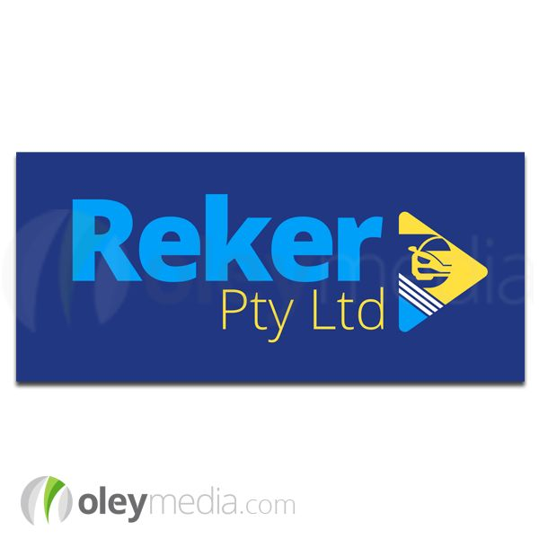 Reker, Vehicle Exporter, Logo Design by #OleyMedia   #LogoDesign #GraphicDesign