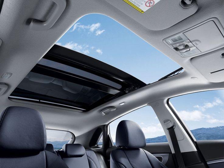 Hyundai i30 interior.