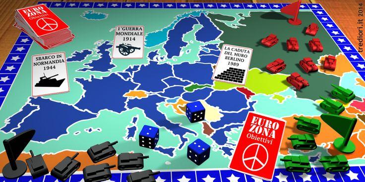Europa dalla prima guerra mondiale alla caduta del muro di Berlino.