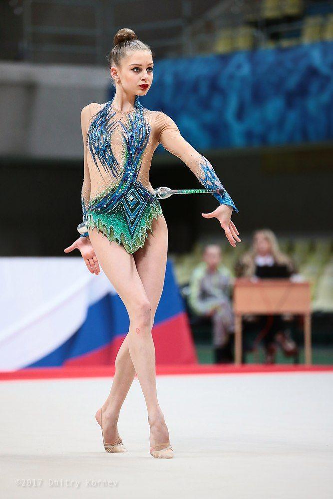 Alisa Sarkisyan (Russia), junior, clubs 2017