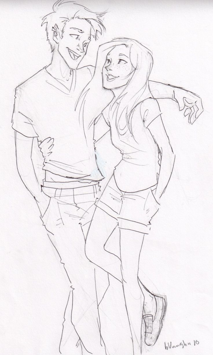 Do You Wanna? by burdge-bug.deviantart.com on @deviantART: Teddy and Victorie