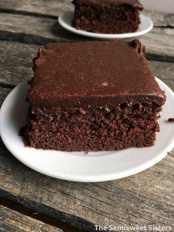 Hershey S Chocolate Cake Recipe Yummly Recipe Hersheys Chocolate Cake Recipe Hershey Chocolate Cakes Chocolate Cake Recipe