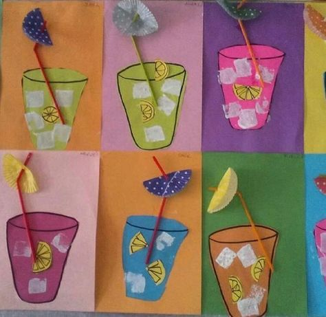 orange-juice-craft  |   Crafts and Worksheets for Preschool,Toddler and Kindergarten